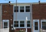 Foreclosed Home en BERO RD, Halethorpe, MD - 21227