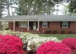 Foreclosed Home in HAWTHORNE LN W, Wilson, NC - 27893