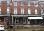 Foreclosed Home in N FRANKLIN ST, Lancaster, PA - 17602