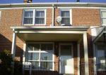 Foreclosed Home en CEDARCROFT RD, Baltimore, MD - 21239
