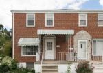 Foreclosed Home en THEODORE AVE, Baltimore, MD - 21214