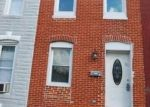 Foreclosed Home en S STRICKER ST, Baltimore, MD - 21223