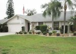 Foreclosed Home in PINE RUN LN, Fort Myers, FL - 33967