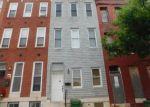 Foreclosed Home en E PRESTON ST, Baltimore, MD - 21202