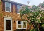 Foreclosed Home en CARRIAGE WAY, Frederick, MD - 21702