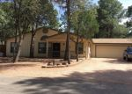 Foreclosed Home en N PONDEROSA CIR, Payson, AZ - 85541