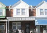 Foreclosed Home en WOOLSTON AVE, Philadelphia, PA - 19138