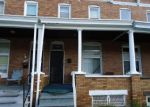 Foreclosed Home en E 29TH ST, Baltimore, MD - 21218