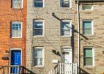 Foreclosed Home en CALLENDER ST, Baltimore, MD - 21201