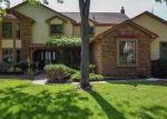 Foreclosed Home in SHERWOOD LN, Utica, MI - 48315