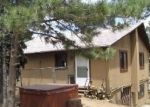 Foreclosed Home in GENTIAN RD, Woodland Park, CO - 80863