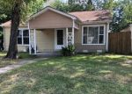 Foreclosed Home in BENNETT ST, Bryan, TX - 77802