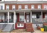 Foreclosed Home en ATKINSON ST, Baltimore, MD - 21211