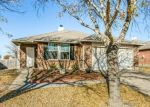 Foreclosed Home in BESSEMER DR, Wylie, TX - 75098