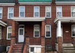 Foreclosed Home en IVANHOE AVE, Baltimore, MD - 21212