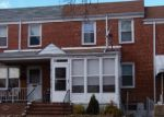 Foreclosed Home en GREENVALE RD, Baltimore, MD - 21229