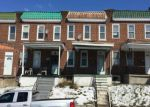 Foreclosed Home en W FRANKLIN ST, Baltimore, MD - 21223