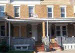 Foreclosed Home en PELHAM AVE, Baltimore, MD - 21213