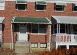 Foreclosed Home en SHAMROCK AVE, Baltimore, MD - 21206