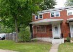 Foreclosed Home en HOERNER AVE, Parkville, MD - 21234