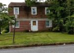 Foreclosed Home en OLD MILFORD MILL RD, Pikesville, MD - 21208