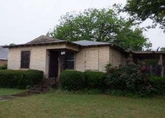Foreclosure Home in Dallas, TX, 75216,  EXETER AVE ID: A1717229