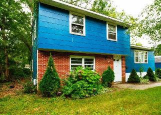 Casa en ejecución hipotecaria in Mays Landing, NJ, 08330,  QUINN AVE ID: A1717760