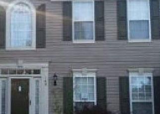Foreclosure Home in Fredericksburg, VA, 22406,  BASALT DR ID: A1720673
