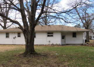 Foreclosure Home in New Castle, IN, 47362,  CASTLE HILLS DR ID: A1721440