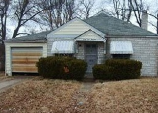 Foreclosure Home in Saint Louis county, MO ID: F1062793