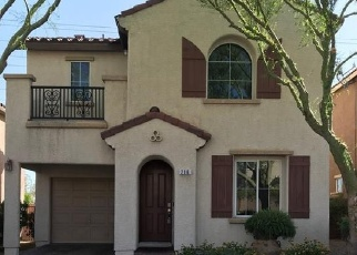 Foreclosed Home in CARAWAY BLUFFS PL, Henderson, NV - 89015
