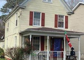 Casa en ejecución hipotecaria in Dorchester Condado, MD ID: F1404349