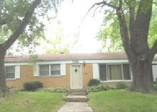 Foreclosed Home en BUTTERFIELD PKWY, Matteson, IL - 60443