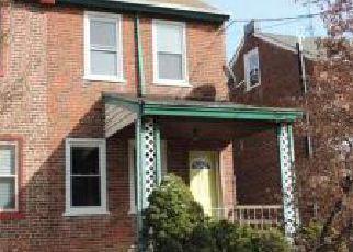 Casa en ejecución hipotecaria in New Castle Condado, DE ID: F1559855