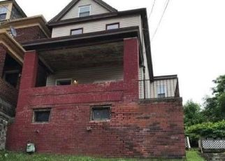 Foreclosure Home in Pittsburgh, PA, 15220,  MARLOW ST ID: F1571205