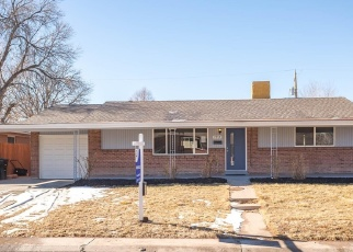 Foreclosure Home in Denver, CO, 80219,  S QUITMAN ST ID: F1579716