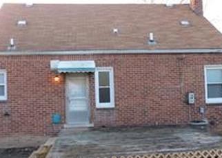 Foreclosure Home in Wayne county, MI ID: F2054972