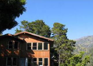 Foreclosed Home en PARTINGTON RIDGE RD, Big Sur, CA - 93920