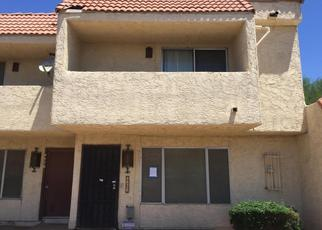 Foreclosed Home in W ROSE LN, Glendale, AZ - 85301