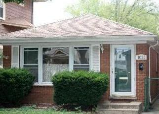 Foreclosure Home in Forest Park, IL, 60130,  MARENGO AVE ID: F2499623