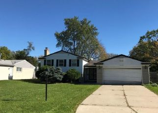 Foreclosed Home in BELL RD, Southfield, MI - 48034