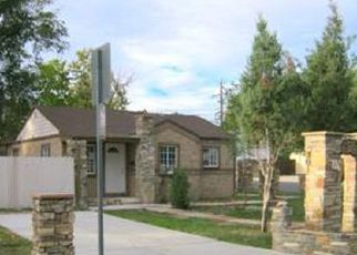 Foreclosure Home in Denver, CO, 80219,  W 1st Ave ID: F2850175