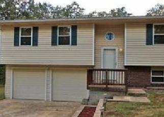 Casa en ejecución hipotecaria in Jefferson Condado, MO ID: F2878093