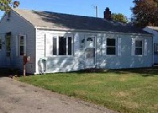 Foreclosed Home in ROSE DR, Pawtucket, RI - 02861
