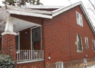Casa en ejecución hipotecaria in Detroit, MI, 48234,  SAINT LOUIS ST ID: F3320405