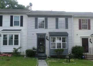 Casa en ejecución hipotecaria in Prince Georges Condado, MD ID: F3410815