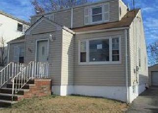 Foreclosure Home in Union county, NJ ID: F3582741