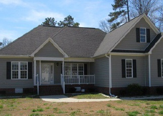 Foreclosed Home in TAHOE CT, Nashville, NC - 27856