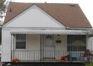 Foreclosure Home in Wayne county, MI ID: F3635624
