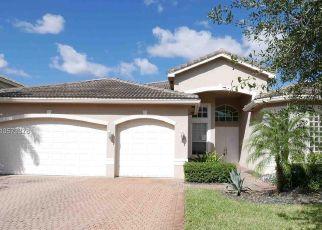 Foreclosed Home en SW 39TH CT, Miramar, FL - 33029